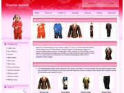 Oriental Apparel - Chinese Clothing for Men and Women